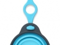 Travel Cup with bottle holder, blauw