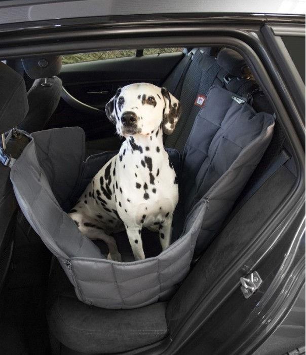 Doctor Bark 1-Car-Seat blanket