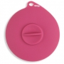Flexible Suction Lid, roze
