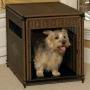 Mr. Herzher Original Wicker Pet Residence