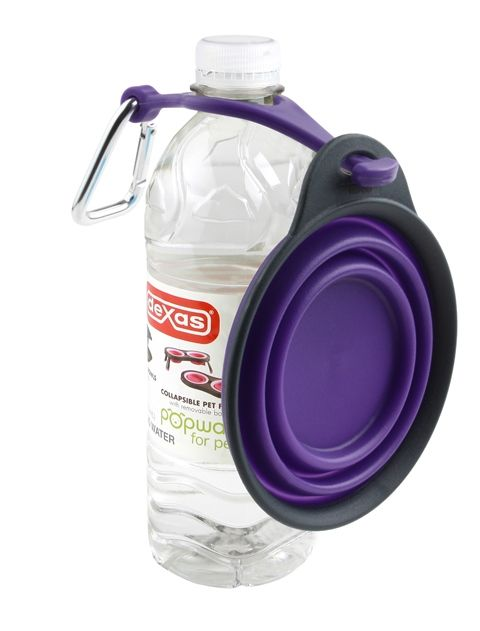 Travel Cup with bottle holder